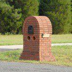 Wise Masonry & Construction   Rock Hill, SC   brick mailbox