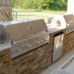 Wise Masonry & Construction   Rock Hill, SC   outdoor kitchen