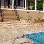 Wise Masonry & Construction   Rock Hill, SC   pool surround